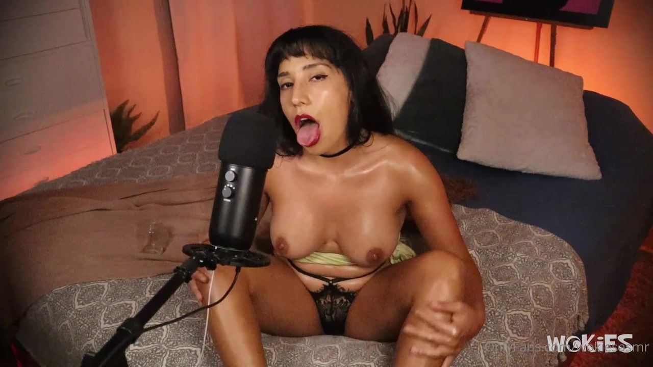 Wokies ASMR - NEW Topless JOI OnlyFans Video - October 2020